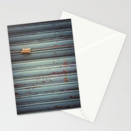 Closed shutter Stationery Cards