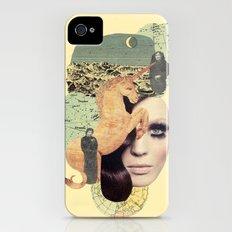 Aquarius iPhone (4, 4s) Slim Case
