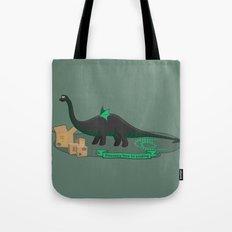 Dinosaur cosplay Tote Bag