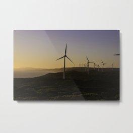 Albany Wind Farm Metal Print