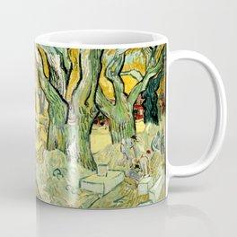 The Road Menders,by Gogh, Vincent van Coffee Mug