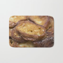 French toasts Bath Mat