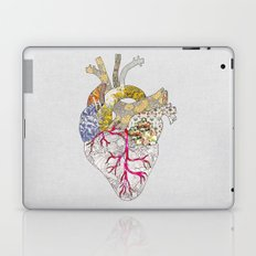 my heart is real Laptop & iPad Skin