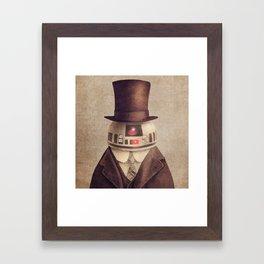 Duke R2 Framed Art Print
