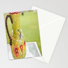 Vase Stationery Cards