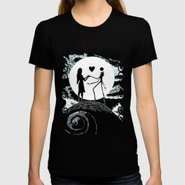 Jack and sally Nightmare T-shirt