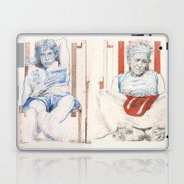 Mick and Keith Laptop & iPad Skin