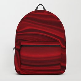 RED IS ALWAYS A GOOD IDEA Backpack