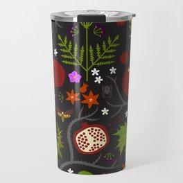 Persephone's Garden Travel Mug