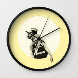 Saviour Wall Clock