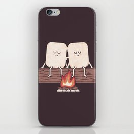 I Melt With You iPhone Skin