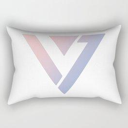 Seventeen - Logo Rectangular Pillow