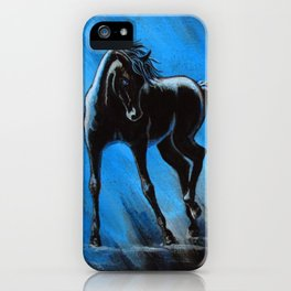 Midnight Blue iPhone Case