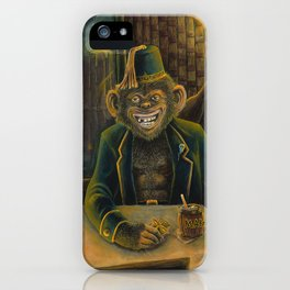 Lester Dines At The Mai Kai iPhone Case