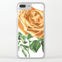 For ever beautiful Clear iPhone Case