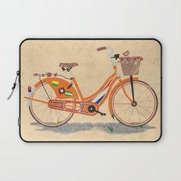 Love Holland, Love Bike Laptop Sleeve
