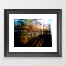 Dohykanaheo Framed Art Print