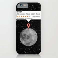 If moon was a place iPhone 6s Slim Case