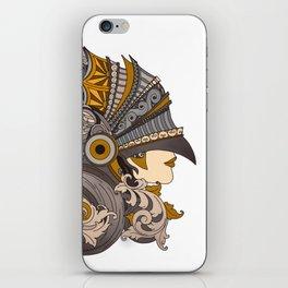 Always a knight iPhone Skin