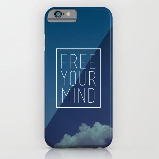 Free Your Mind II iPhone & iPod Case