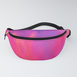 Abstract Geometric Art Colorful Design 660 Fanny Pack