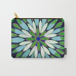 Botanical Refletions Carry-All Pouch