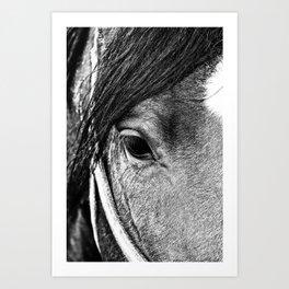 Soulful Expression Art Print
