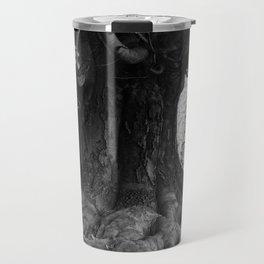 Old Platanus tree Travel Mug