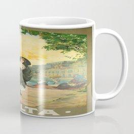 Vintage poster - Malta Coffee Mug