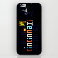 cincinnati iPhone & iPod Skins featuring Funky Cincinnati  by Sandiest Photography