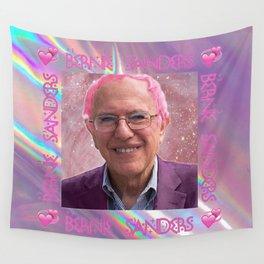 Bernie Sanders is Kawaii Wall Tapestry