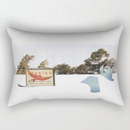 Strike Anywhere Rectangular Pillow