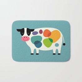 Awesome Cow Bath Mat