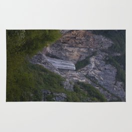 The Secret Waterfall Rug