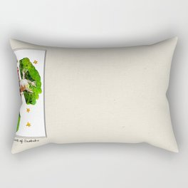 The Little Prince: Beware of Baobabs #2 Rectangular Pillow