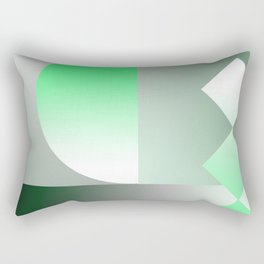 Basic Architectural Rectangular Pillow