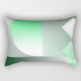 Basic Architectural Rectangular Pillow