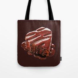 Heart Chocolate Cake_2 Tote Bag