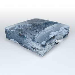 Winter Wonderland Outdoor Floor Cushion