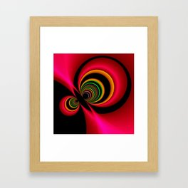vice versa -2b- Framed Art Print