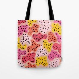 Color Island Tote Bag