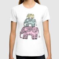 elephants T-shirts featuring elephants by Bearcat