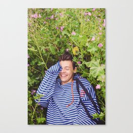 HS Another Man Canvas Print