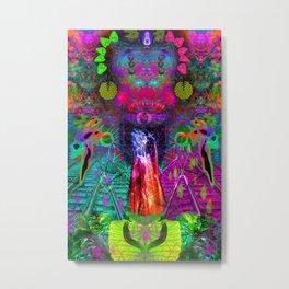 Rangda's Way Metal Print