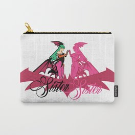 Sister Sister Carry-All Pouch