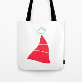 Time Warp Christmas Tote Bag
