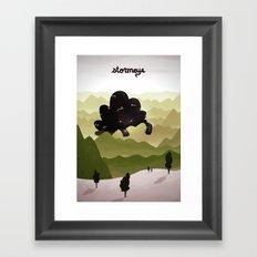 Stormeye Framed Art Print