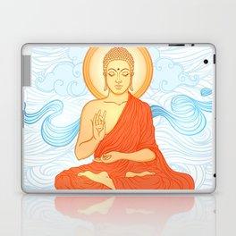 Meditating Buddha Laptop & iPad Skin