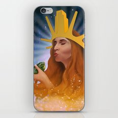 Princess Kiss iPhone & iPod Skin
