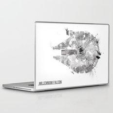 Star Wars Vehicle Millennium Falcon Laptop & iPad Skin